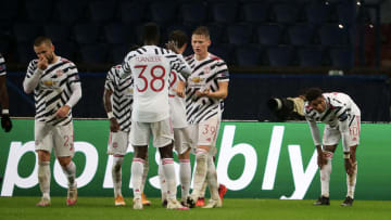 Paris Saint-Germain v Manchester United: Group H - UEFA Champions League