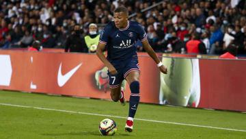Kylian Mbappé ist der schnellste Spieler bei FIFA 22