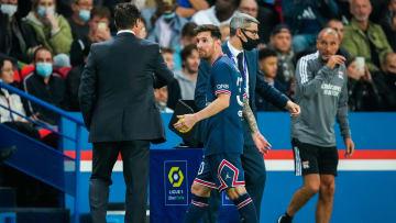 Lionel Messi, Mauricio Pochettino