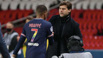 Mbappe is reluctant to extend at PSG