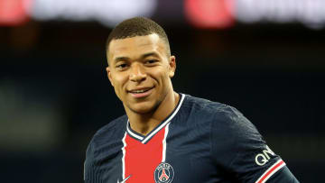 Kylian Mbappe will be on the cover of FIFA 22