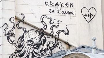 Paris Street Graffiti