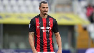 Estrela do Milan, Zlatan Ibrahimović não vive um momento bom dentro e fora de campo.