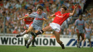 Peter Beardsley moved from Liverpool to Everton