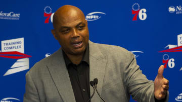 Charles Barkley, Philadelphia 76ers Unveil Charles Barkley Sculpture