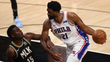 Atlanta Hawks vs Philadelphia 76ers prediction, odds, over, under, spread, prop bets for Round 2 NBA Playoff game betting lines on Sunday, June 20.