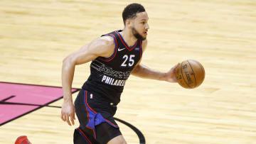 Ben Simmons es uno de los titulares indiscutidos de los Philadelphia 76ers