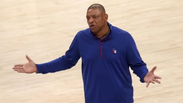 Doc Rivers is in danger of having another team collapse in the playoffs.