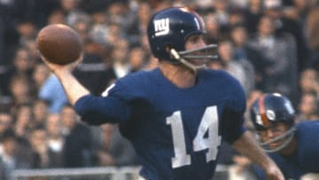 Y.A. Tittle, Phil King