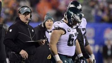 These are three position battles to keep an eye on during Eagles training camp.