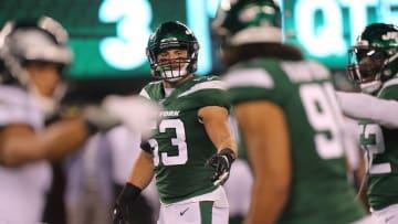 NY Jets, Blake Cashman
