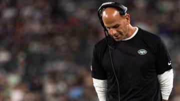 New York Jets head coach Robert Saleh has revealed the timeline for OT Mekhi Becton's injury.