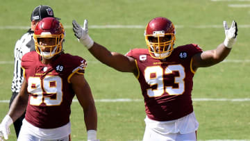 Jonathan Allen expects Washington to be even better in 2021.