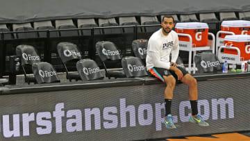 San Antonio Spurs Trey Lyles