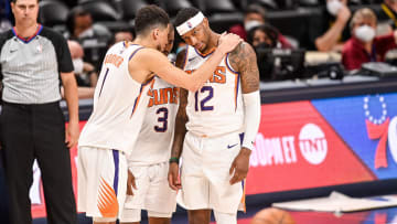 The Suns are serious contenders to win the NBA Championship.