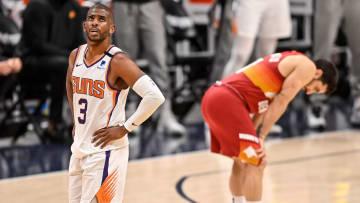 Chris Paul tuvo promedio de 10.3 asistencias por partido en la serie de los Suns contra los Nuggetrs