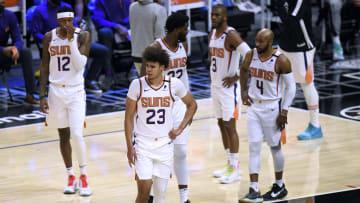 Suns, liderados por Chris Paul, se encaminan a los playoffs este año