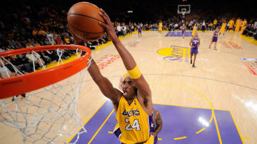 Kobe Bryant dunked on his fair share of basketball legends over the course of his NBA career.