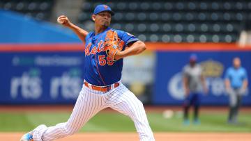 The New York Mets got good news regarding starting pitcher Carlos Carrasco's latest injury update.
