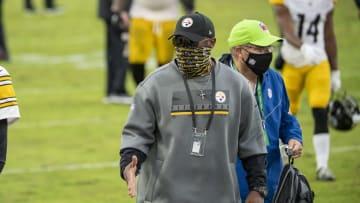 Mike Tomlin es el entrenador en jefe de los Pittsburgh Steelers