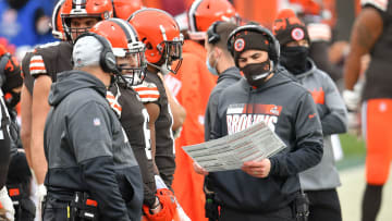 Kevin Stefanski wants to take the Browns' offense to the next level.