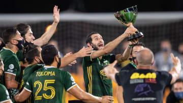"""Portland Timbers se consagró campeón del torneo """"MLS is Back"""" tras vencer al Orlando City"""
