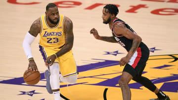 Los Lakers buscan salir de su mala racha este viernes ante los Trail Blazers