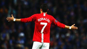 Cristiano Ronaldo has taken back his old Man Utd 7 shirt