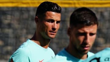Portugal National Team Training Session