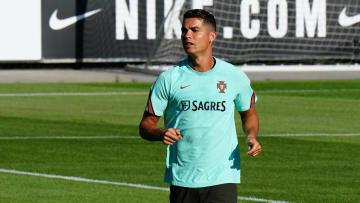 Cristiano Ronaldo ist jetzt auch ganz offiziell wieder ein Red Devil