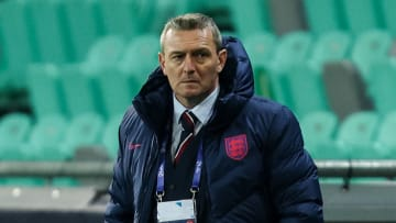 Aidy Boothroyd has left his post as England Under-21 boss