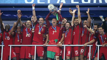 Portugal will defend their crown at Euro 2020