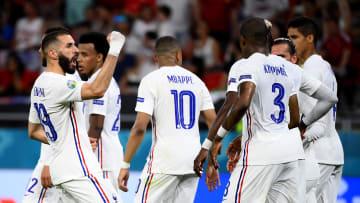 Les Bleus tenteront de rejoindre les quarts de finale de l'Euro 2020.