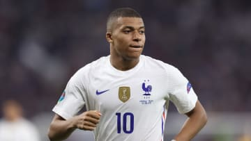 Kylian Mbappe is long-term target for Real Madrid