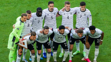 Germany has a chance to make some noise in the Euro Championships.