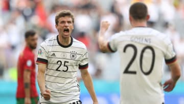 Germany produced a stunning performance against Portugal