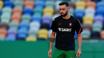 Fernandes has been training with Boavista