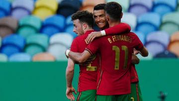 Portugal, França e mais: confira os melhores trios de ataque que disputarão a Eurocopa 2021.
