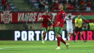 Portugal, de Cristiano Ronaldo, aparece em primeiro do Grupo A