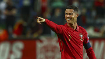 Cristiano Ronaldo now stands out from the pack