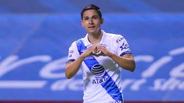 El jugador ha tenido una muy buena temporada con el Puebla