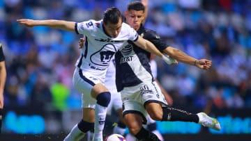 Puebla v Pumas UNAM - Torneo Guard1anes 2021 Liga MX