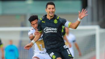 Pumas UNAM v Chivas - Torneo Apertura 2021 Liga MX