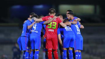 Pumas UNAM v Cruz Azul - Playoffs Torneo Guard1anes 2020 Liga MX