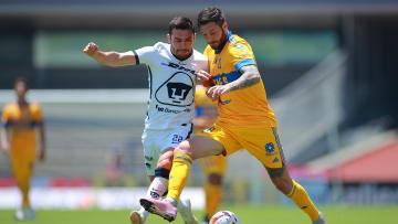 Pumas UNAM v Tigres UANL - Torneo Guard1anes 2021 Liga MX