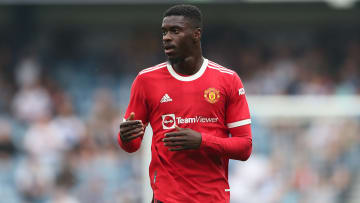 Axel Tuanzebe is unlikely to play regularly if he stays at Man Utd this season