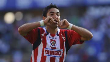 El jugador Marco Fabián.