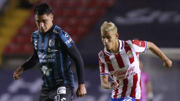 Querétaro y Chivas se miden este miércoles 29 de septiembre en el Estadio Corregidora.