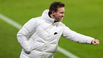 Nagelsmann möchte mit Leipzig den Druck auf die Bayern erhöhen