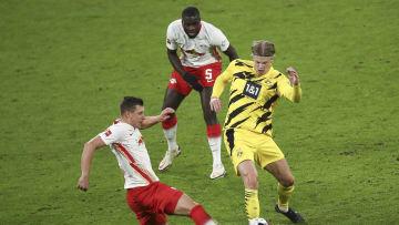 Borussia Dortmund e RB Leipzig se enfrentam pelas rodadas finais da Bundesliga.